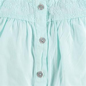 Civil Girls Mint Green Shirt Boy Girl Age 6-9 (3)