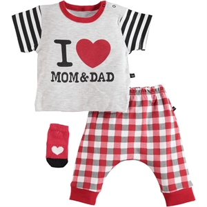 Babycool Team Red Baby Cool Baby Boy 3-18 Months