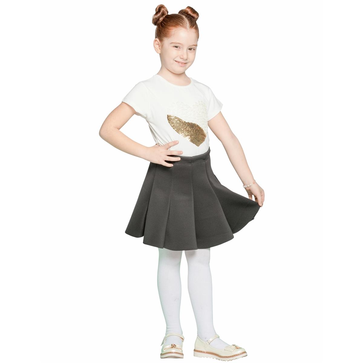 Missiva Black Skirt Girl Age 6-9