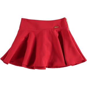 Civil Girls Red Skirt Girl Age 3-13