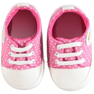 Minidamla Pink Booties Baby Boy Number 18-19