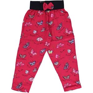 Civil Girls Girl Pants Age 6-9 Fuchsia