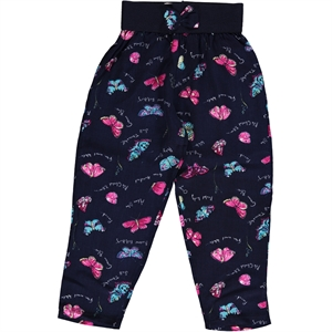 Civil Girls Navy Blue Girl Pants Age 6-9