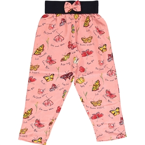 Civil Girls Powder Pink Trousers Age 6-9 Girl