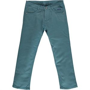 Civil Boys Mint Green Linen Pants Age 6-9 Boy