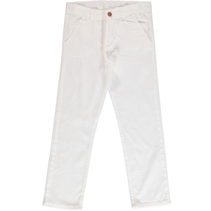 Civil Boys The Ages Of 10-13 White Boy Pants