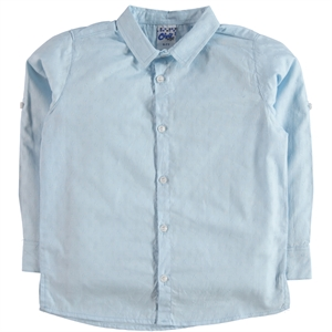 Civil Boys Age 6-9 Boy Blue Shirt