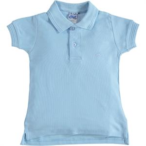 Civil Boys Erkek Çocuk Tişört 6-9 Yaş Mavi