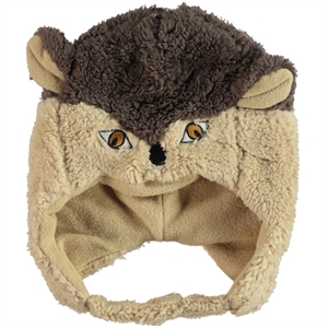 Kitti Age 1-4 Boy Brown Sweater Beret
