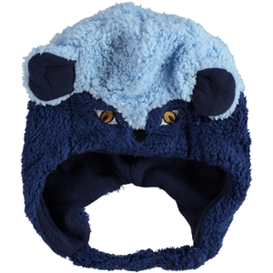 Kitti Age 1-4 Boy Blue Sweater Beret