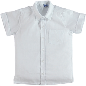Civil Boys Boy Linen Shirt White The Ages Of 10-13