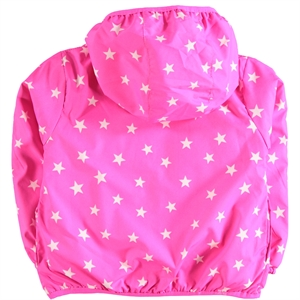 Civil Girls Pink Raincoat Girl Child The Ages Of 10-13 (2)