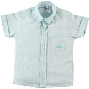 Civil Boys 2-5 Years Boy Shirt Mint Green