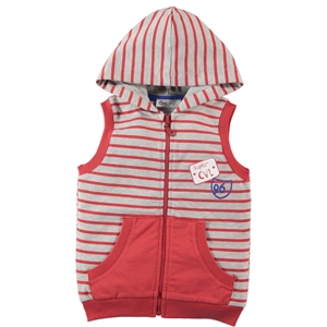 Cvl The Red Hooded Boy Vest 2-5 Years