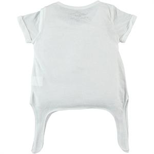 Cvl Girl Kids T-Shirt White 2-5 Years (2)