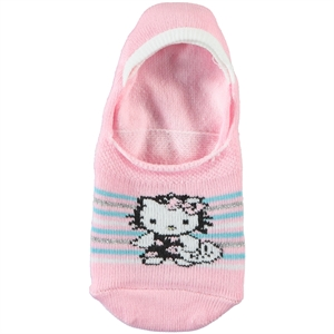 Hello Kitty Pink Socks For Girl Age 5-9 (1)