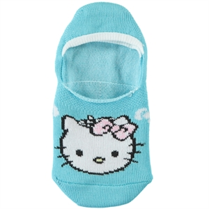 Hello Kitty Turquoise Socks Girl Ages 5-9