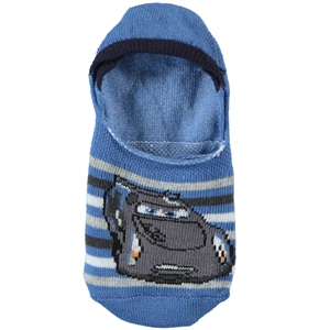 Cars Disney Boy's Socks Blue 5-9 Age