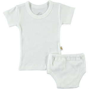Minidamla Ecru Team, Age 2-4 Children's Underwear
