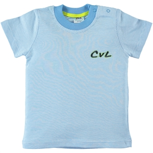 Civil Baby Baby Boy T-Shirt Blue-6-18 Months