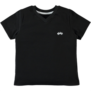 Cvl Boy T-Shirt-Black, 10-13 Age