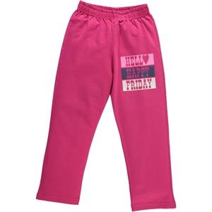 Civil Girls Age 6-9 Girl Sweatpants Fuchsia
