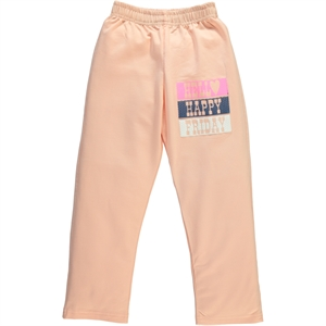 Civil Girls Powder Pink Sweatpants Girl Age 6-9