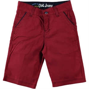Civil Boys Kid Capri The Ages Of 10-13 Burgundy