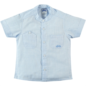Civil Boys 2-5 Years Blue Shirt Boy