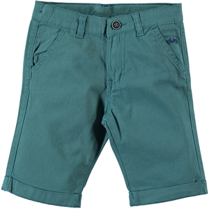 Civil Boys Kid Capri Mint Green 2-5 Years