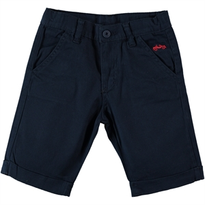 Civil Boys 2-5 Years Navy Blue Boy Capri