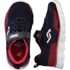 Jump 26-30 Children's Sports Shoes # Red