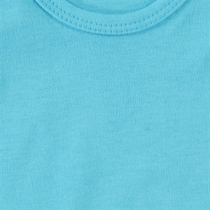 Civil Baby Turquoise Baby Bodysuit With Snaps 3-24 Months (2)