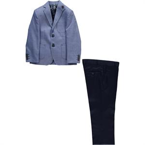 Civil Class Indigo Boy Suit Aged 6-9