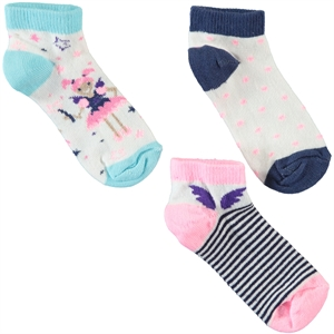 Civil Girls Pink Socks Girl Ages 2-12