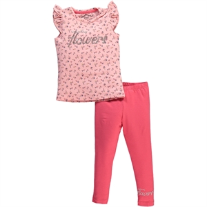Cvl Powder Pink Team Girl Child Age 2-5