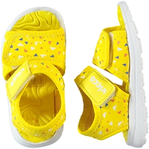 Vicco Baby Shoes Sandals Yellow Numbers 22-25