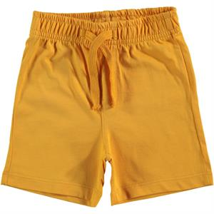 Cvl 2-5 Years Of Boy Shorts Mustard