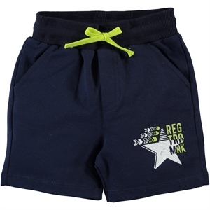Cvl 2-5 Years Navy Blue Boy Shorts