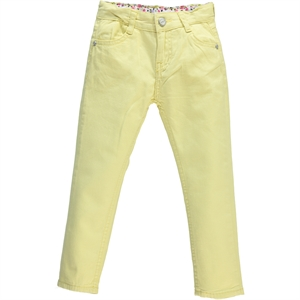 Civil Girls Girl Pants The Ages Of 10-13 Yellow