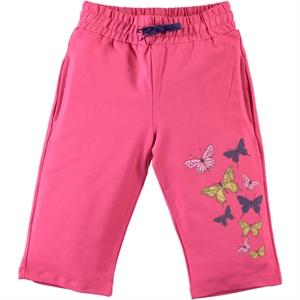 Cvl Kid Capri Fuchsia Girl Age 6-9