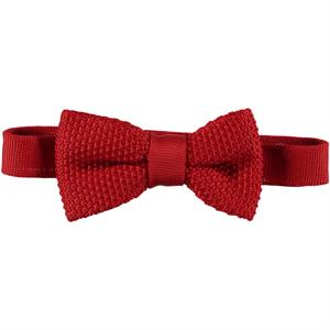 Civil Boy Red Bow Tie