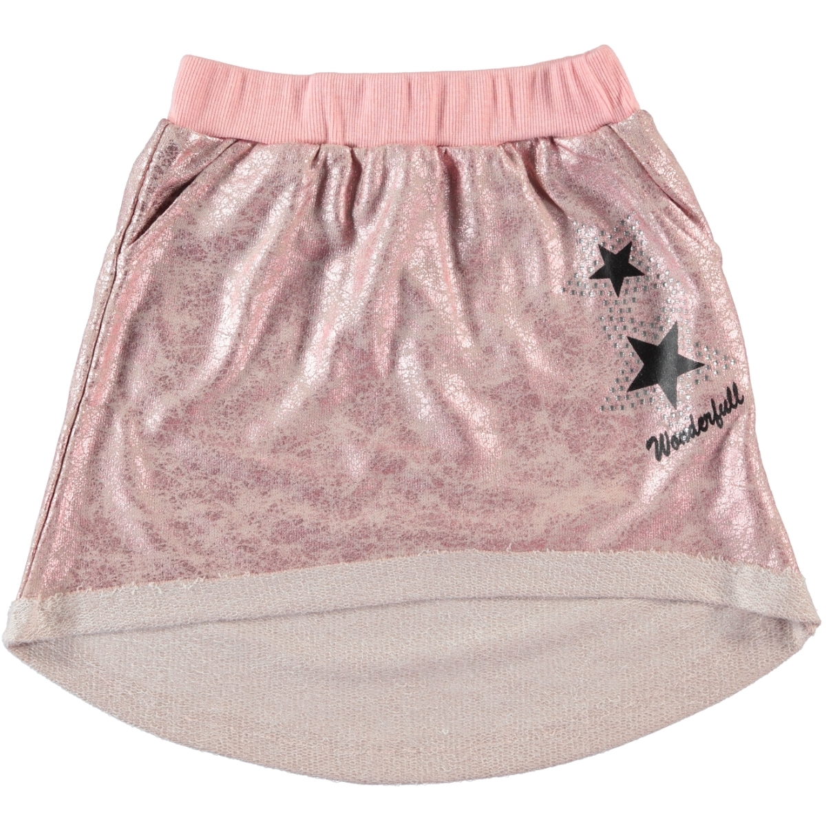 Civil Girls Powder Pink Skirt For Girl Age 10-13