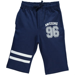 Cvl Age 6-9 Boy Navy Blue Capri (1)