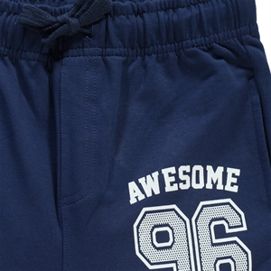Cvl Age 6-9 Boy Navy Blue Capri (3)