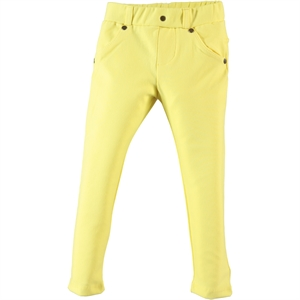 Holi Kids Holi Girl Yellow Tights 3-11 Years