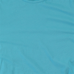 Cvl Pregnant Civil Combed Cotton T-Shirt Turquoise (2)