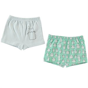 Civil Girls Girl 2-Age 2-10 mint green Boxer