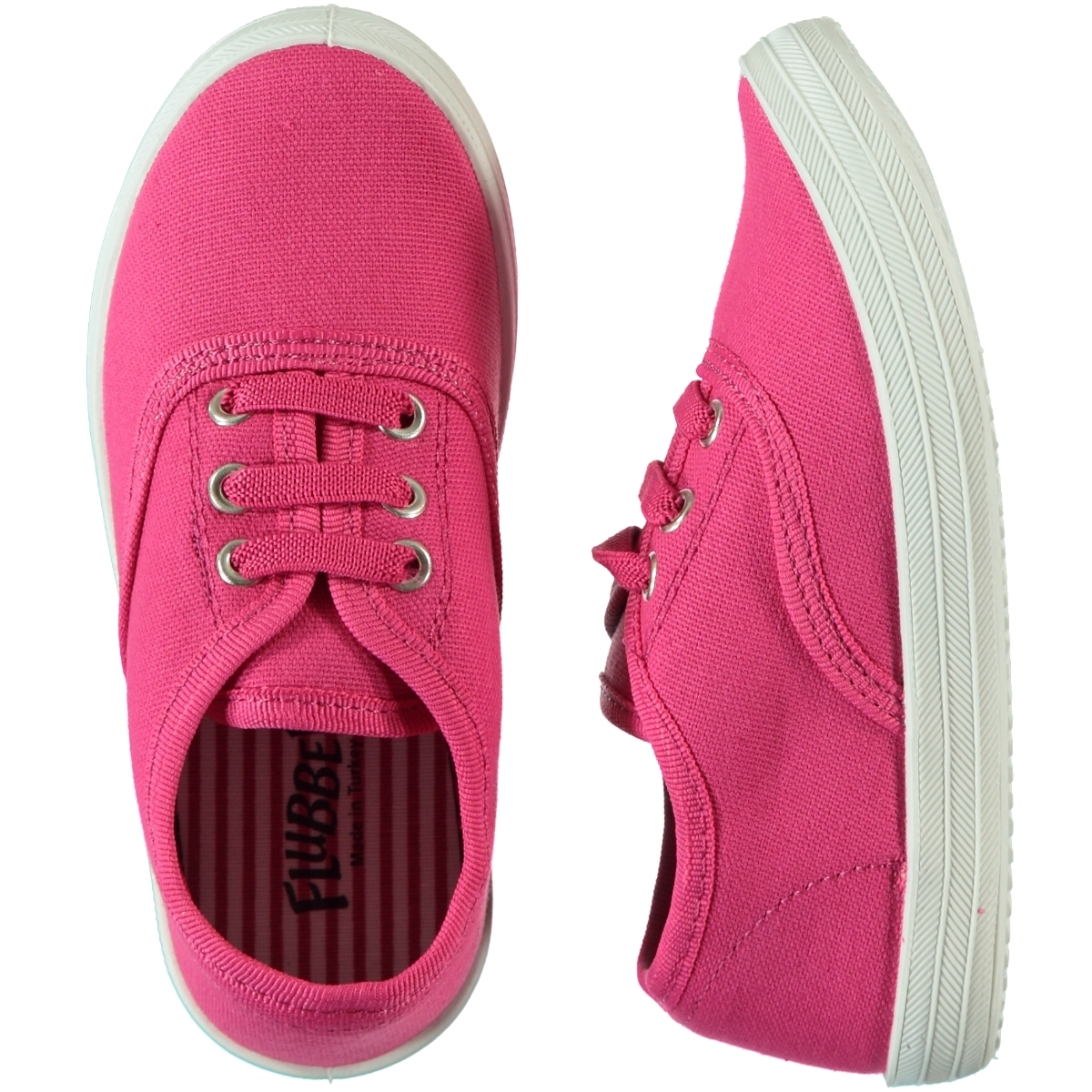 Flubber Fuchsia Shoes Girl Boy 26-30 Number