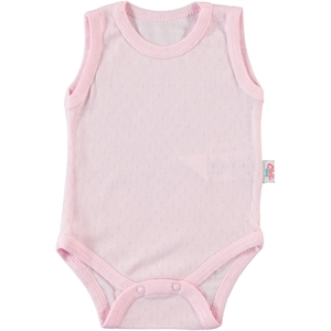 Civil Baby Baby 0-9 Months Pink Bodysuit With Snaps